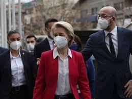 EU officials vent anger over Turkey's 'deliberate' snub to Ursula von der  Leyen