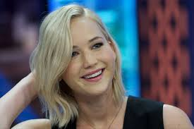 Jennifer Lawrence New Hair Style jennifer lawrence has victorias secret hair now and were living 1747 by wearticles.com