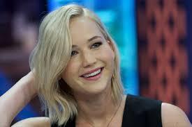 Jennifer Lawrence New Hair Style jennifer lawrence has victorias secret hair now and were living 1747 by stevesalt.us