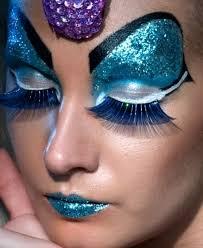 drag queen eye makeup tutorial cutemakeupide eye