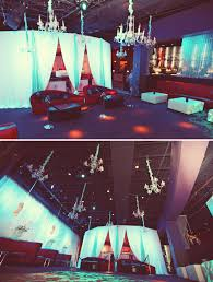 glam 21st birthday party nightclub vip style hostess with the