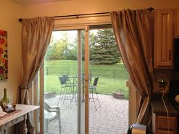 masterful curtain rod sliding glass door curtain home depot curtains thin curtain rod sliding glass
