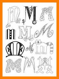 different types of letter m 458d681a2a85ae1a4c cebdbec99