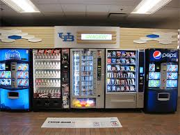 Different Types Of Vending Machines Impressive Vending MyUBCard