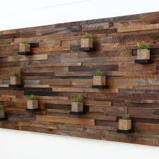 hand crafted wood wall art with floating wood shelves reclaimed barnwood by carpentercraig custommade com