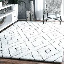 white shag rug. Artistic Fuzzy Rugs Target At Grey And White Shag Rug Ideas With Area Decorating