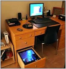 built in computer desk custom computer desk computer built into desk gorgeous custom custom built desktop built in computer desk