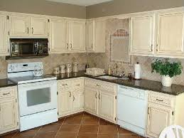 Whitewashing Stained Wood Racks Time To Decorate Your Kitchen Cabinet With Cool Pickled