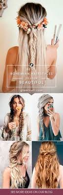 Bohemian Hairstyles 12 Awesome 24 BohoChic Hairstyles For 24 Hairstyles By Victoria