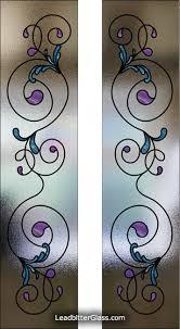 modern fl door side panels