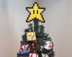 5 Great Christmas Gift Ideas For Nintendo LoversSuper Mario Christmas Tree