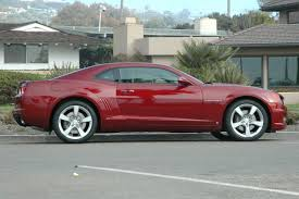 Review: 2010 Chevrolet Camaro SS/RS