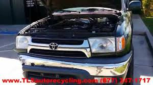 2001 Toyota 4 Runner Parts for Sale - Save up to 60% - YouTube
