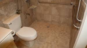 Handicap Tile Shower Designs Elegant Handicapped Accessible Bathrooms Bathroom