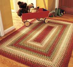 braided area rugs wonderful rectangular braided area rugs square red cream olive hand woven intended for country area rugs popular large oval braided area