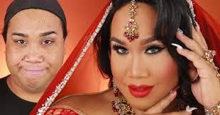 indian bridal wedding makeup tutorial patrickstarrr