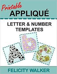 Templates Alphabet Letters Printable Applique Letter Number Templates Alphabet