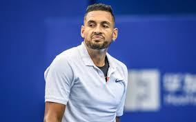 In his first match for nearly 12 months, the mercurial australian had the better of a tight tussle with frenchman alexandre muller. Tennis Podcast Atp Hands Nick Kyrgios A Suspended Ban But Why Did It Take So Long