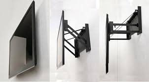 pull down tv mount. Flat Panel Over The Fireplace Pull Down Tv Mount