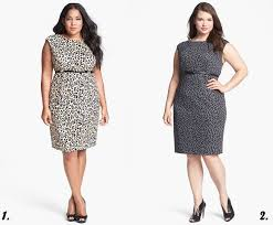 office leopard print. Plus Size Leopard Print Dresses For The Office
