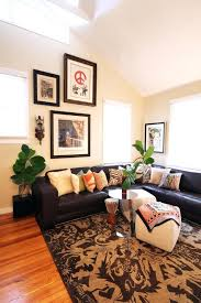 area rugs that go with brown leather furniture endearing traditional area rugs