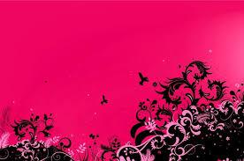 Cool Pink And Black Background Pink And Black Desktop Backgrounds