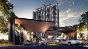 condominium entrance design - Google Search: