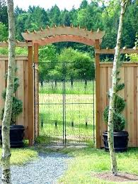 garden arch with gate garden or gate really big metal country french wrought iron with kit wood garden gate metal garden arch with gate uk