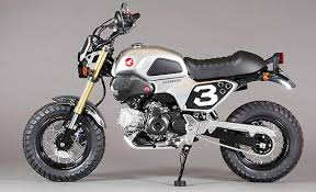2016 new honda grom 50 scrambler concept one photos details tms15 you