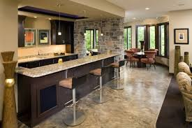 Basement Wet Bar Design Amaze Mesmerizing 7