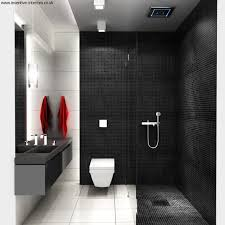 Black And White Bathroom Tile Design Ideas at Home Design Ideas
