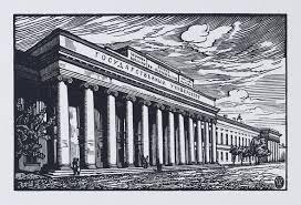Образование в xix веке История Российской империи Казанский императорский университет Гравюра