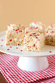 Rice Crispy Treats Designs Gooey Rice Krispie Treats