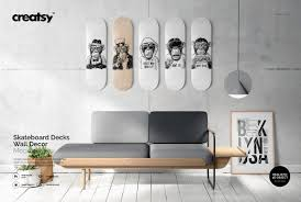 Layered psd easy smart object insertion license: 19 Best Skateboard Mockups Psd Graphic Cloud