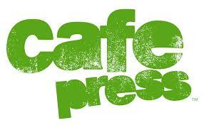 photo showing a cafepress logo
