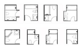 Small Picture 33 Space Saving Layouts for Small Bathroom Remodeling