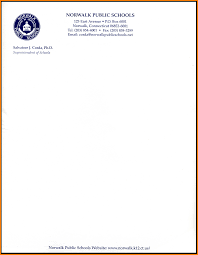 Word Company Letterhead Template Free Printable Construction Contracts
