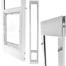 custom ideal fast fit patio pet door