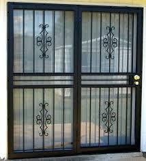 sliding security screen door patio security doors security doors for sliding glass doors sliding security screen