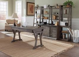 furniture desks home office credenza table. Stone Brook Junior Executive Desk Set By Liberty Furniture | Home Gallery Stores - YouTube Desks Office Credenza Table