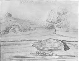 bartlett s view or sketch 1834