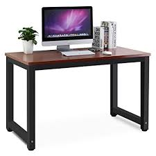 home office table. Tribesigns Modern Simple Style Computer Desk PC Laptop Study Table Office  Workstation For Home Home Office Table ,