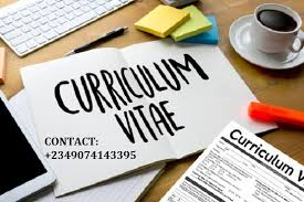 Curriculum Vitae Unique Cv Curriculum Vitae Job Interview Concept With Business Cv R