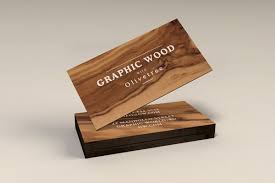 wooden business cards wooden free business card templates wood business cards