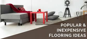 Cheap flooring ideas Concrete Cheap Flooring Ideas Floor Critics Cheap Flooring Ideas Inexpensive Popular Diy Options Floor