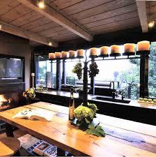 kitchen designer san diego kitchen design. San Diego Home \u0026 Garden Featured Designer Megan Bryan And Architect Bruce Peeling\u0027s Remodeled Kitchen Complete With A Fireplace, Stunning Furniture Design I