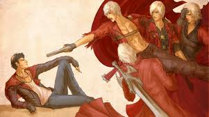 dmc devil may cry hd wallpapers 16 2633 x 1470