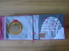 disney princess inspired quiet book