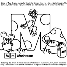 Free printable coloring pages for uppercase and lowercase letters for kids. Alphabet M Coloring Page Crayola Com