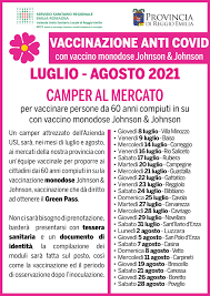 Azienda Usl - Irccs di Reggio Emilia - #COVID19 #VACCINAZIONE Il camper con  a bordo l'équipe vaccinale dell' AUSL di Reggio Emilia - Arcispedale Santa  Maria Nuova IRCCS prosegue il suo viaggio